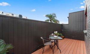 Manallack Apartments Olley - Melbourne - Patio
