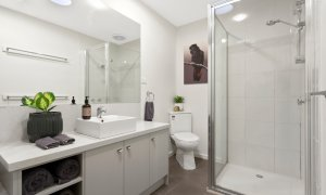 Manallack Apartments Whiteley - Melbourne - Bathroom