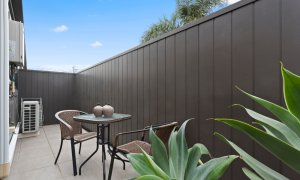 Manallack Apartments Whiteley - Melbourne - Patio 3