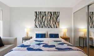 Manallack Apartments Whiteley - Melbourne - Queen Bedroom 1