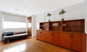 Manallack Studio Olley - Brunswick - Entrance and sofa bed