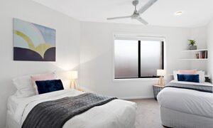 Manallack Studios Whiteley - Twin/King bedroom