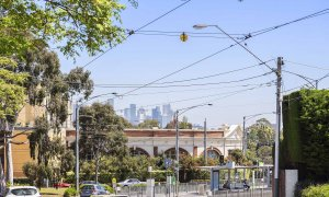Maybloom - Hawthorn - Riversdale Tram Junction