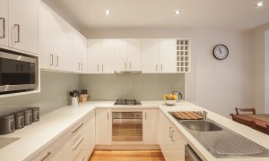 Melrose Terrace - North Melbourne - Kitchen Area