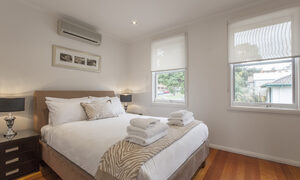Melrose Terrace - North Melbourne - Main Bedroom c
