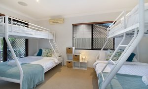 Mermaid Oasis - Mermaid Beach - Gold Coast - Bedroom 4
