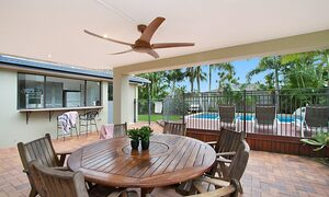 Mermaid Oasis - Mermaid Beach - Gold Coast - Outdoor entertainment area