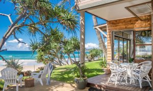 Moonstruck - Byron Bay - Outdoor Living Downstairs