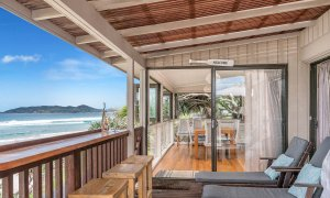 Moonstruck - Byron Bay - Outdoor Living Upstairs
