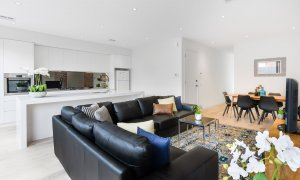 Murrumbeena Place 1 - Murrumbeena - Living Area Kitchen Dining