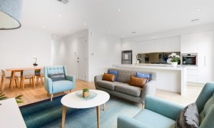 Murrumbeena Place 2 - Murrumbeena - Living Area c