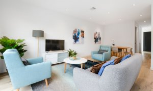 Murrumbeena Place 2 - Murrumbeena - Living Area