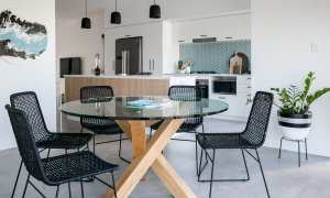 Ocean Castaway - Casuarina - Dining Table and Kitchen