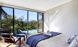 Ocean View at Kiah - Byron Bay - Bedroom Master c