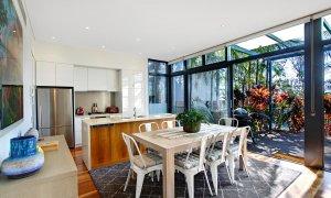 Ocean View at Kiah - Byron Bay - Open Plan Living d