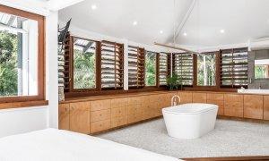 Ourmuli - Byron Bay - Bathroom Ensuite Master Bedroom b