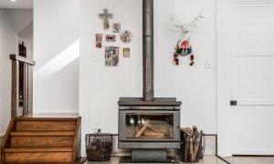 Ourmuli - Byron Bay - Fireplace