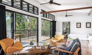 Ourmuli Cabin - Byron Bay - Lounge