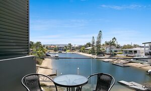 Pacific Breeze - Broadbeach - Balcony