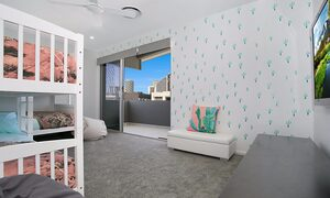 Pacific Breeze - Broadbeach - Bedroom 3 kids room