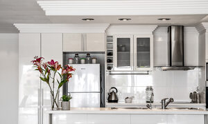 Pacifica - Broadbeach Waters - Kitchen View 3