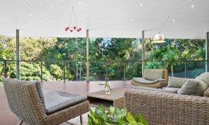 Paperbark - Byron Bay - Outdoor Sitting Area b