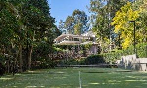 Paperbark - Byron Bay - Tennis Court