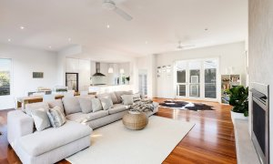Queen Adelaide - Blairgowrie - Open Plan Living b