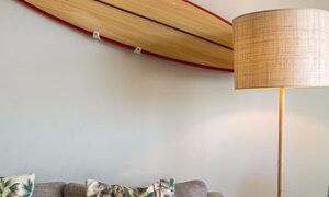 Quiksilver Apartments - The Pass - beach styling