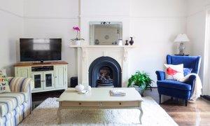 Riversdale Cottage Melbourne - Living area