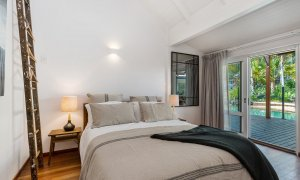 Rockinghorse House - Byron Hinterland - Bedroom 2