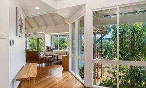 Rockinghorse House - Byron Hinterland - Hallway