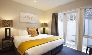 Roxys Place - Prahran - Master Bedroom b