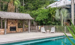 Rutherford House - Byron Bay - Pool