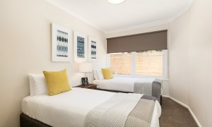 Sandy Breeze 1 - Sandringham - Twin Bedroom
