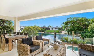 Sandy Shores - Gold Coast - Broadbeach - Outdoor entertaining area