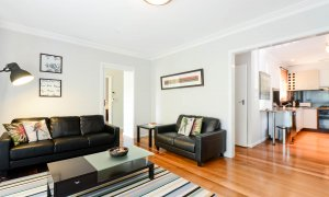 Sandy Side 1 - Sandringham - Living Area