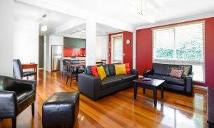 Sandy Side 3 - Sandringham - Living Area
