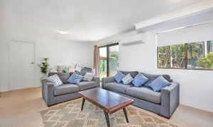 Sea Breeze - Lennox Head - Downstairs Living