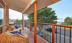 Sea Breeze - Lennox Head - Front Deck