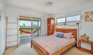 Sea Breeze - Lennox Head - Main Bedroom