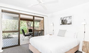 Sea Salt - Byron Bay - Bedroom 1a