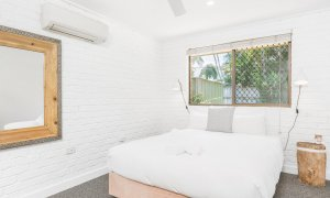 Sea Salt - Byron Bay - Master Bedroom