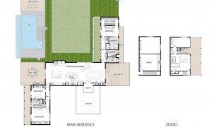 Serene Myocum - Byron Bay - Floorplan