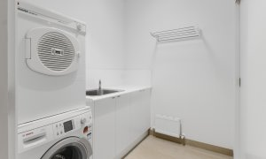 Seventh Street - Parkdale - Laundry Area
