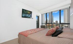 Sierra Grande - Broadbeach - Master Bedroom