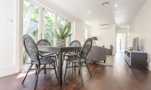 South Yarra Lane - South Yarra - Dining Area b