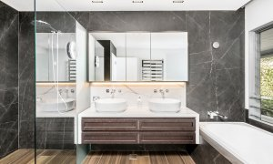 Summer Breeze - Byron Bay - Bathroom Master Ensuite