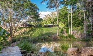 Summer Breeze - Byron Bay - Pond b