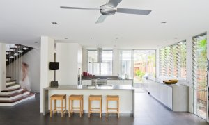 Sunblest Suffolk Park kitchen & living